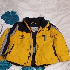 Boy's 4T Columbia Vertex Jacket
